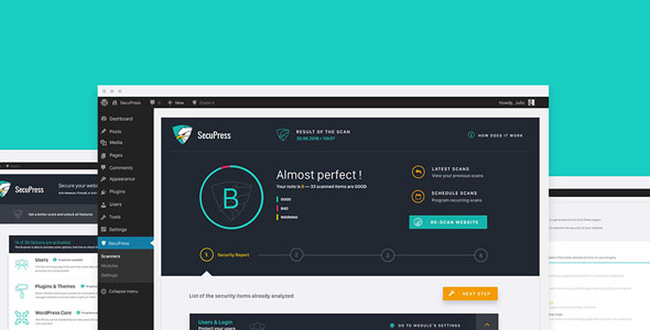 SecuPress Pro Premium WordPress Security Plugin